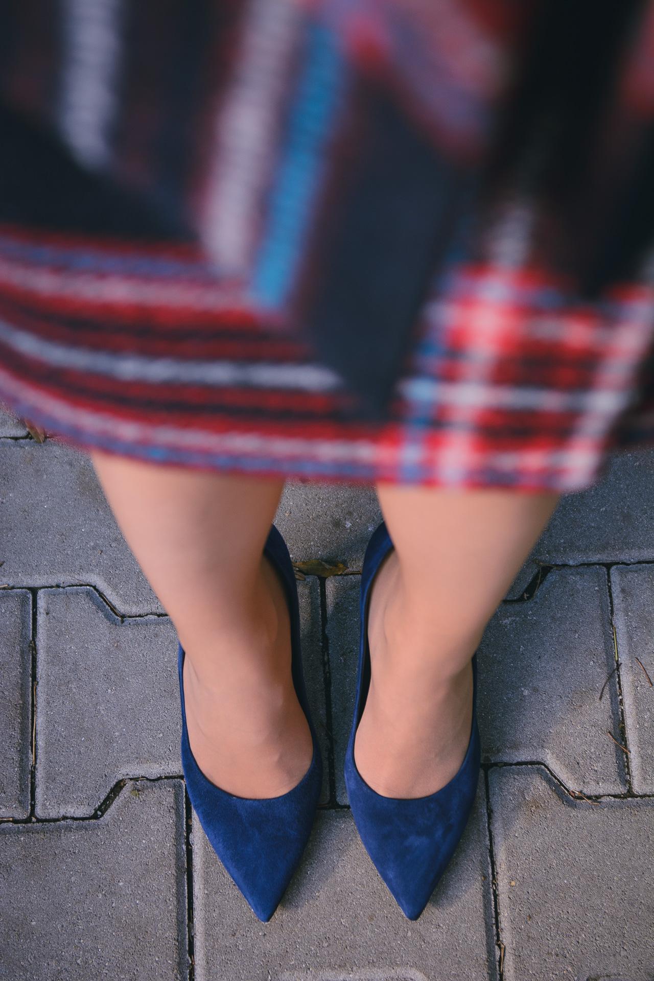 Marella high heels shoes
