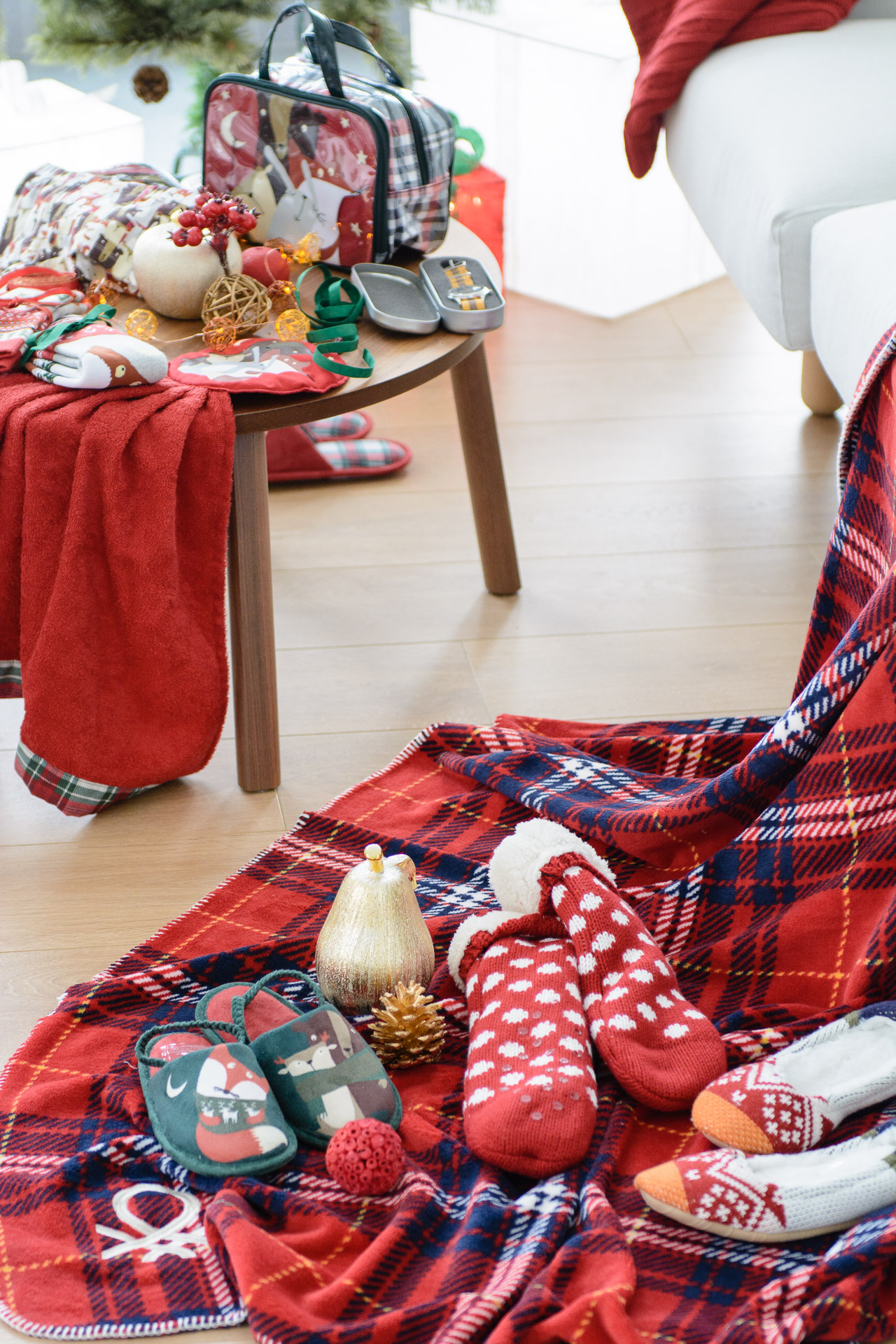 Christmas collection benetton mdl 2016