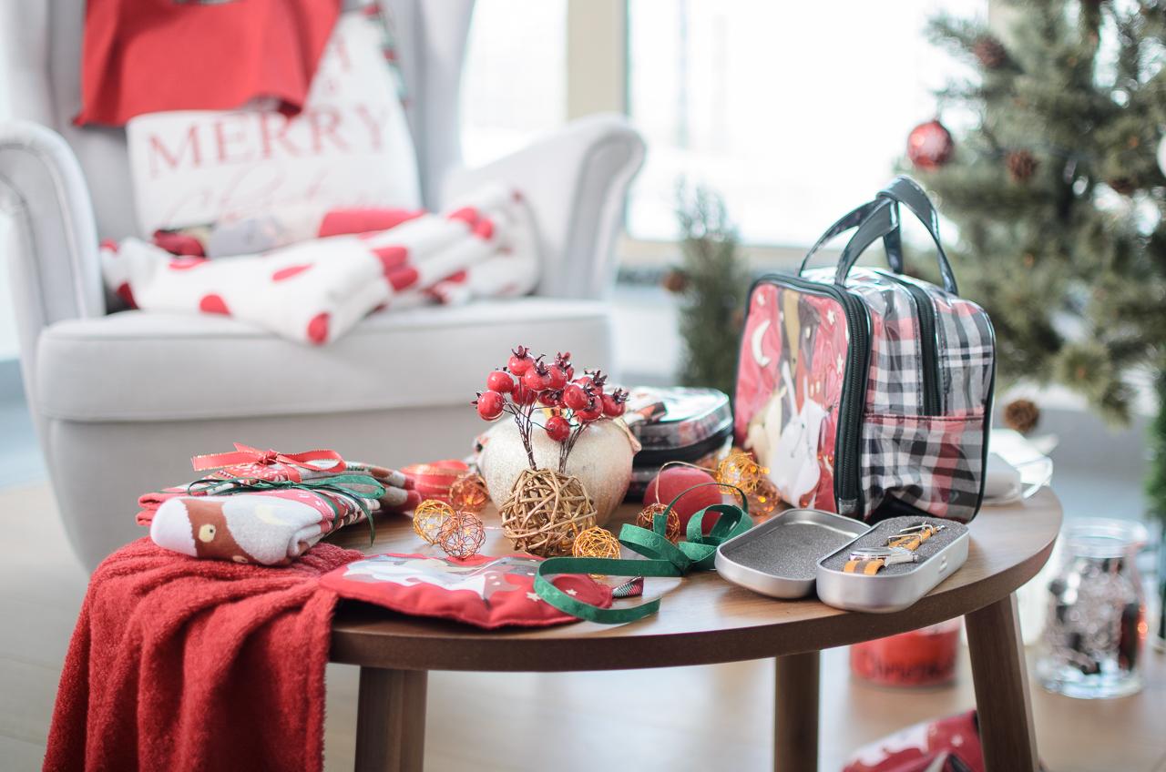 Christmas collection benetton set