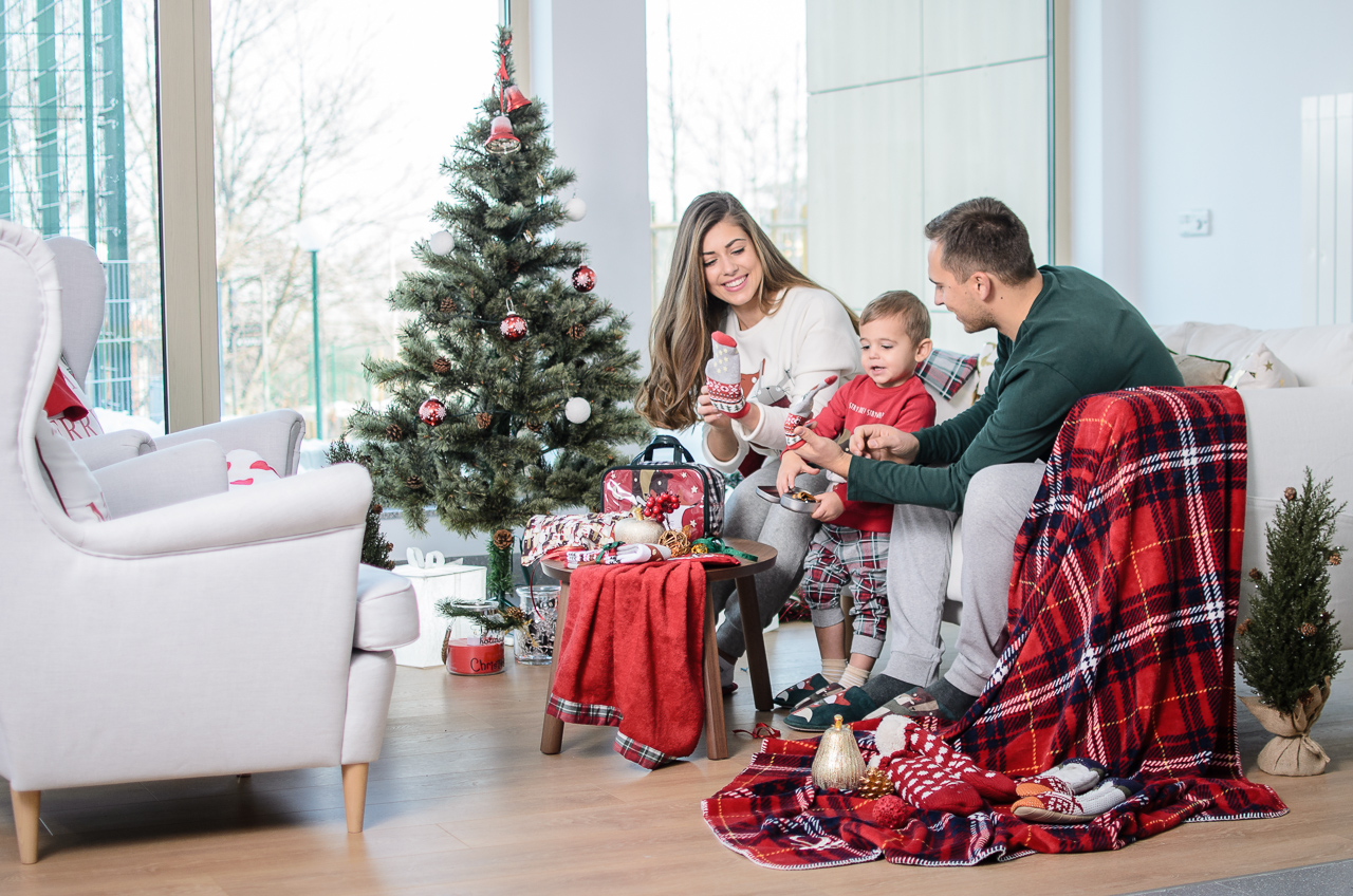 Christmas family collection benetton mdl