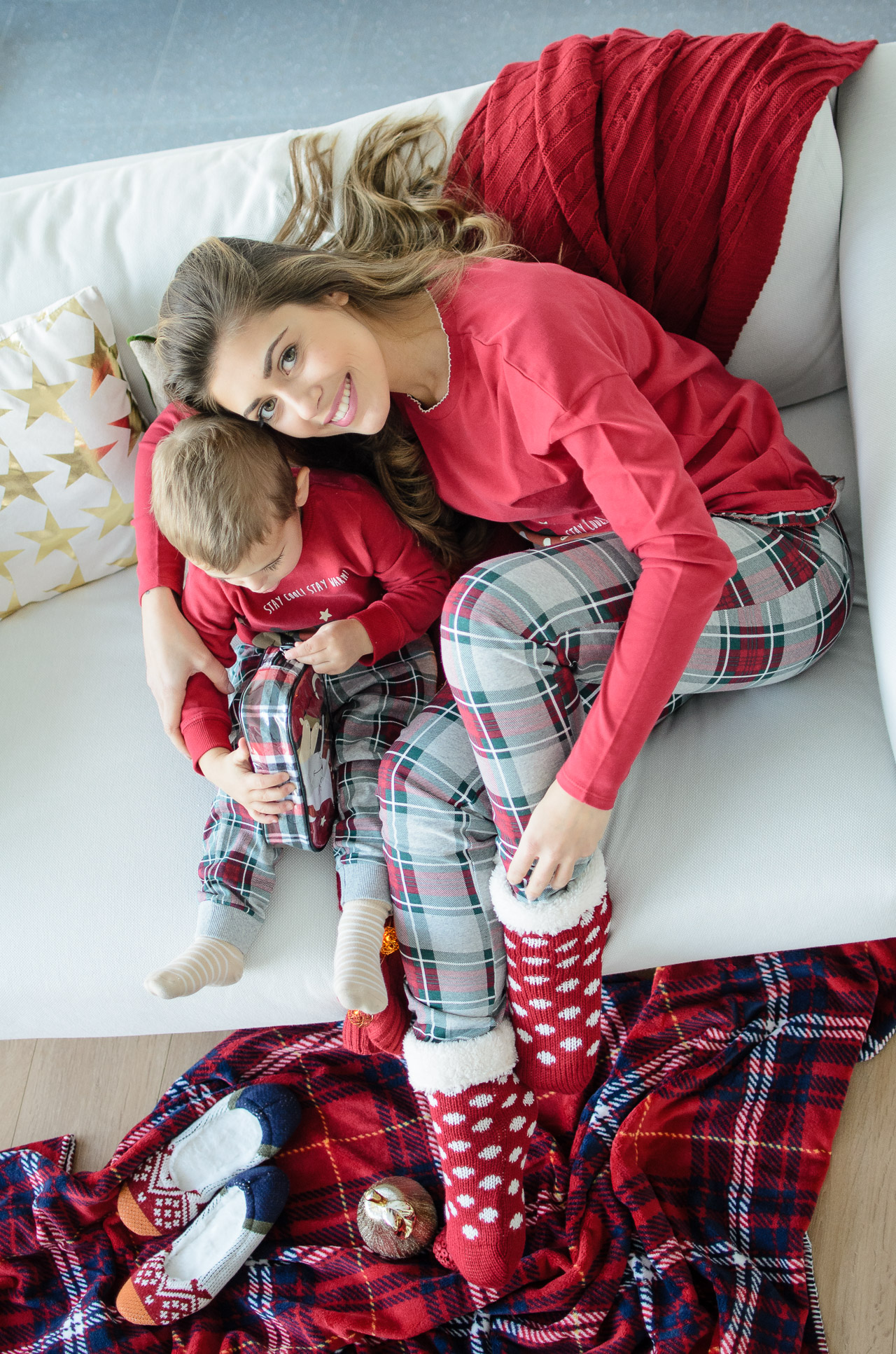 Cozy Christmas collection benetton mdl