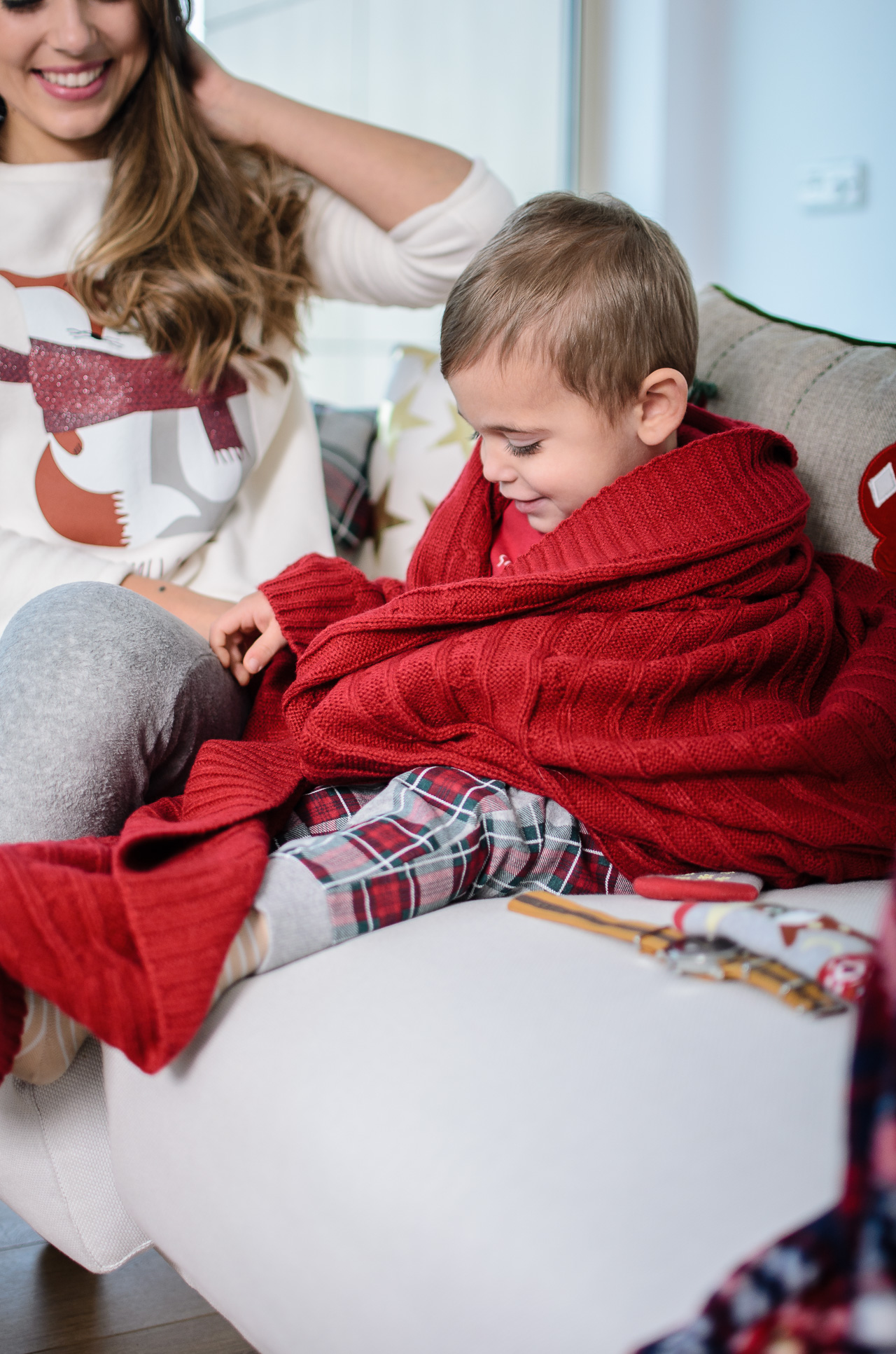 Cozy christmas time benetton mdl