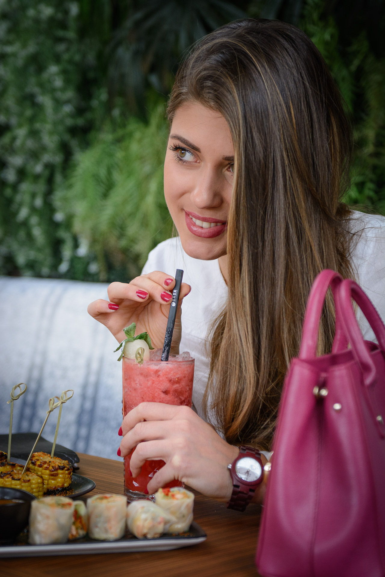 Denina Martin at SASA