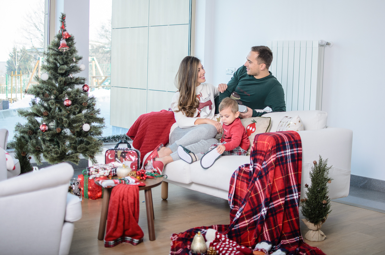 Family time christmas collection benetton mdl