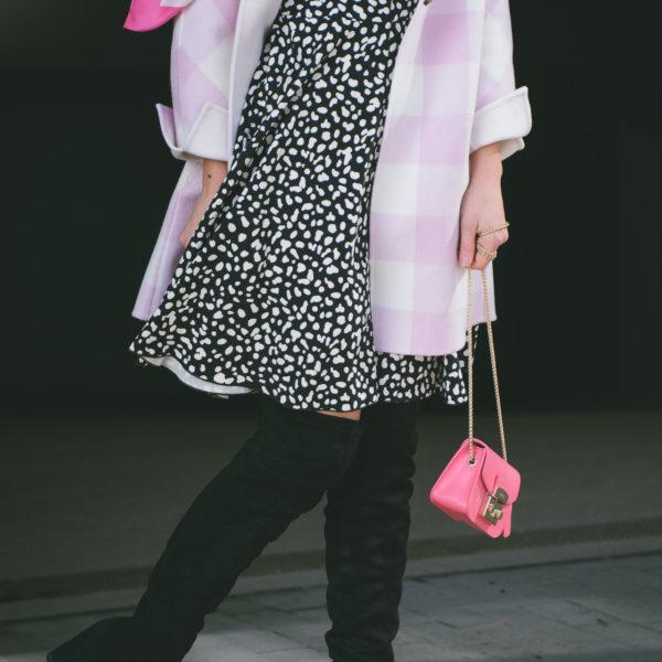 Sweet & Rock Gingham dress- Marella mdl group