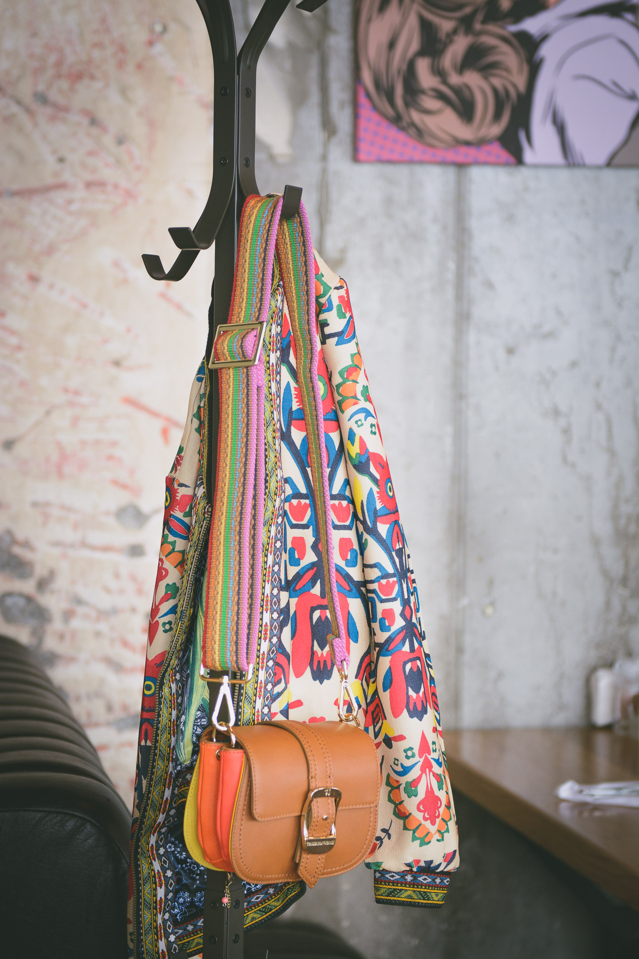 Desigual Trussardi fashion blog