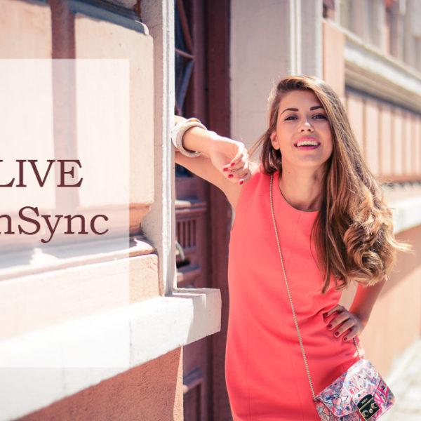 Живей #InSync