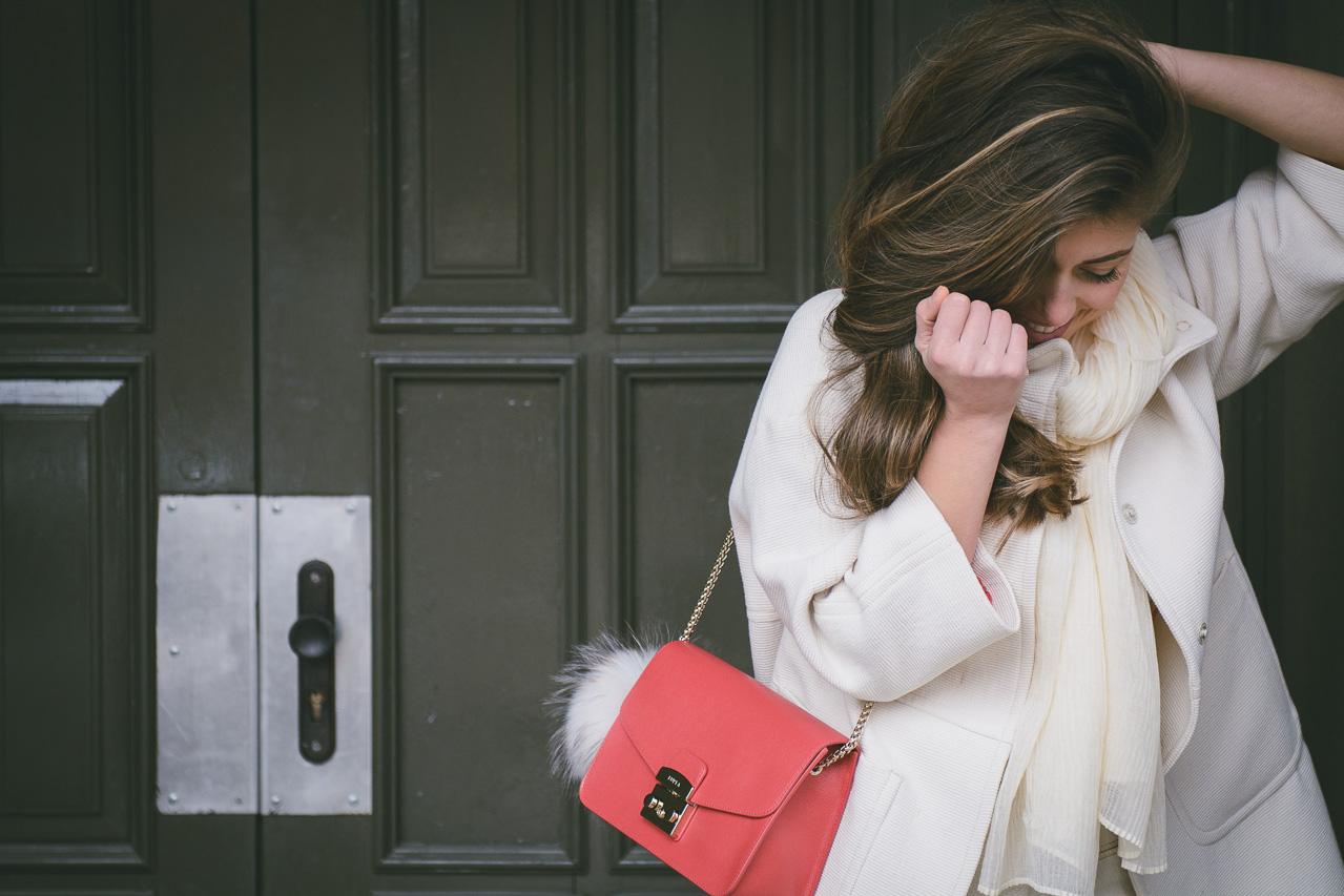 Benetton tonal dressing blogger