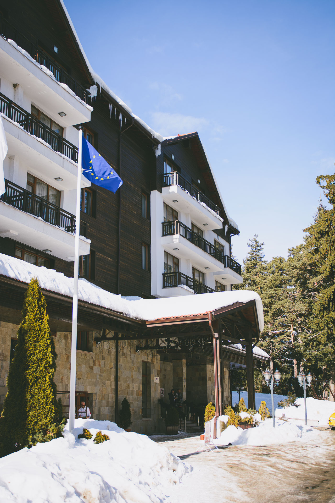 Borovets hills spa resort