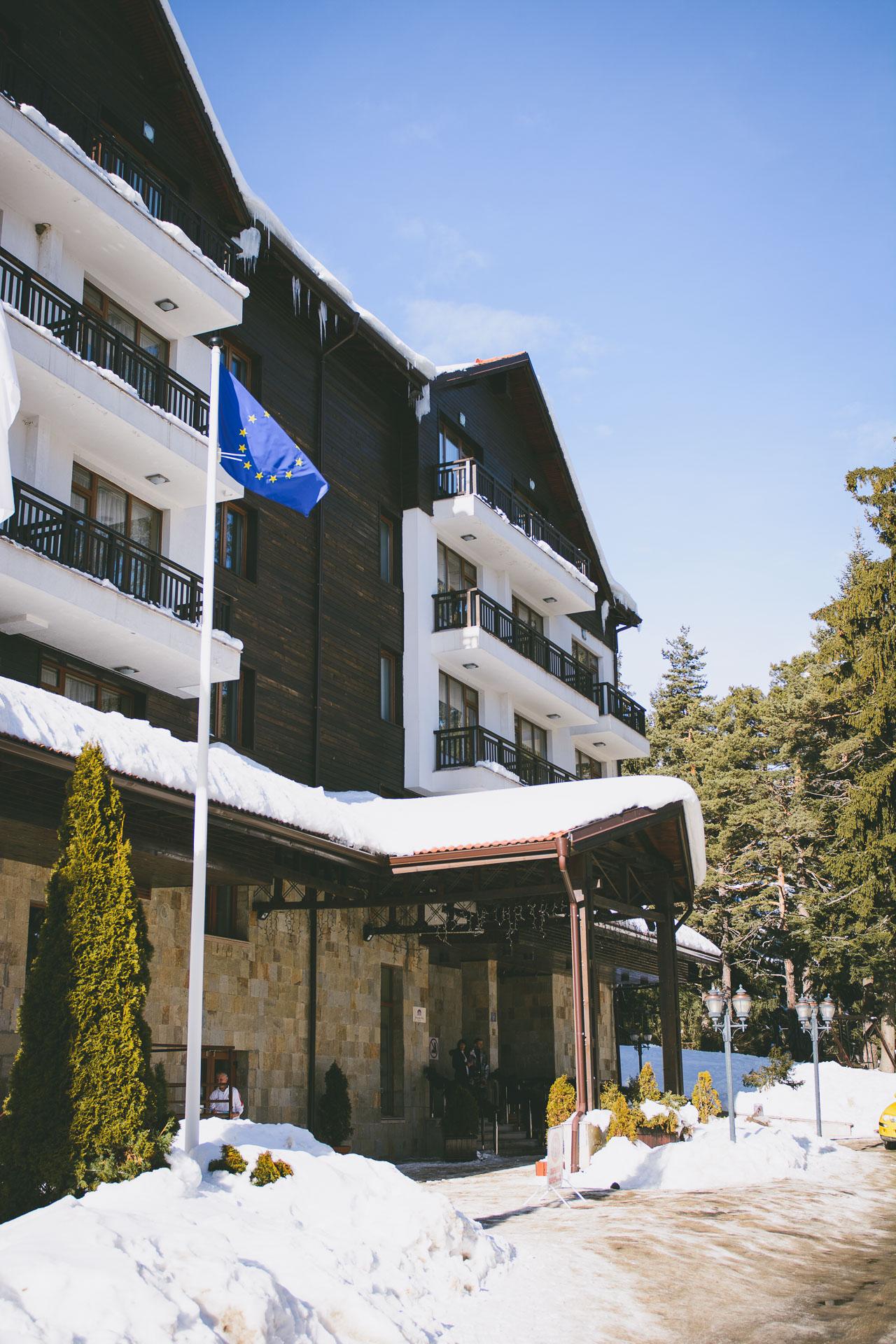 Borovets hills spa resort