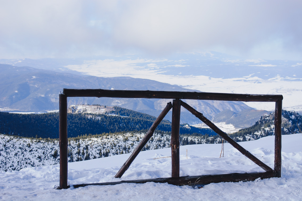 Borovets mountain
