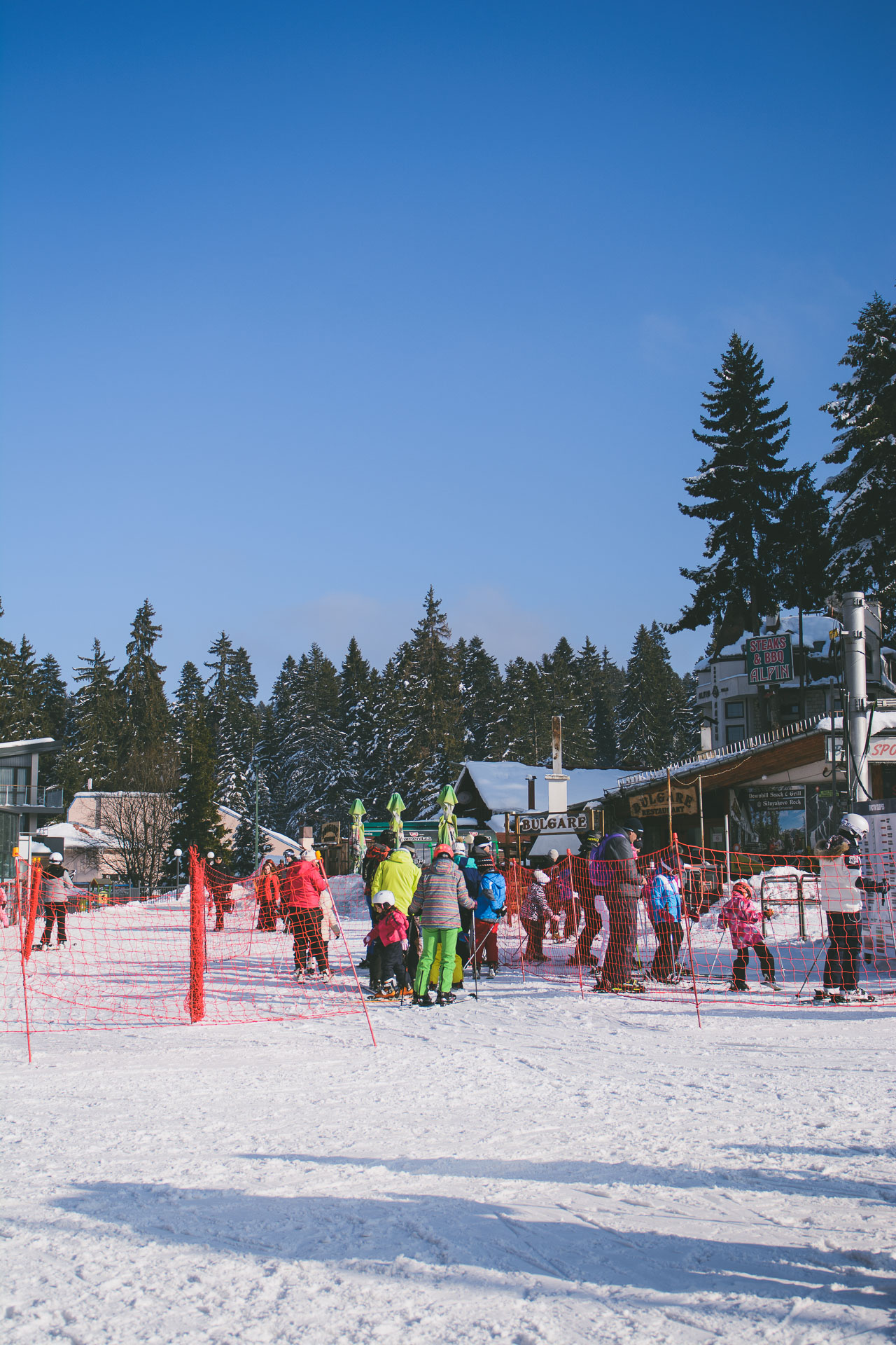 Borovets ski 2017