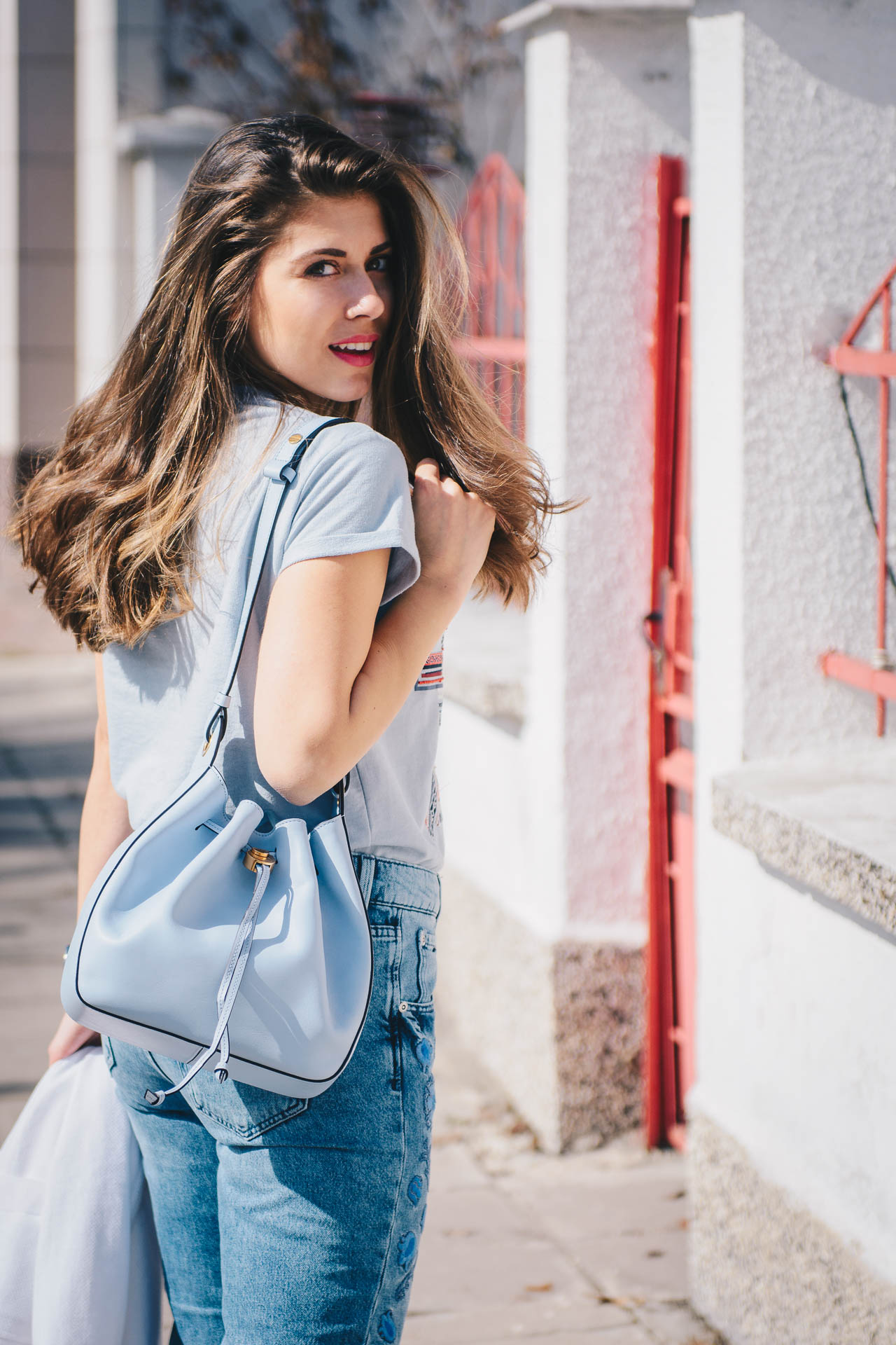 Casual outfit pepe jeans spring summer