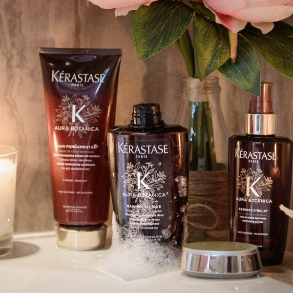 Kerastase aura botanica Paris collection 2017