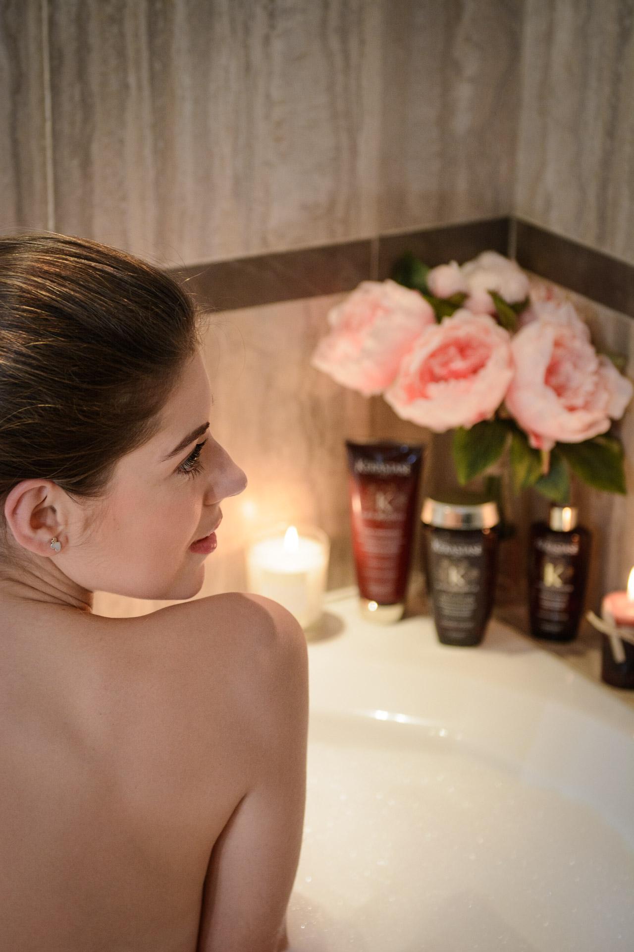 Kerastase aura botanica beauty blogger
