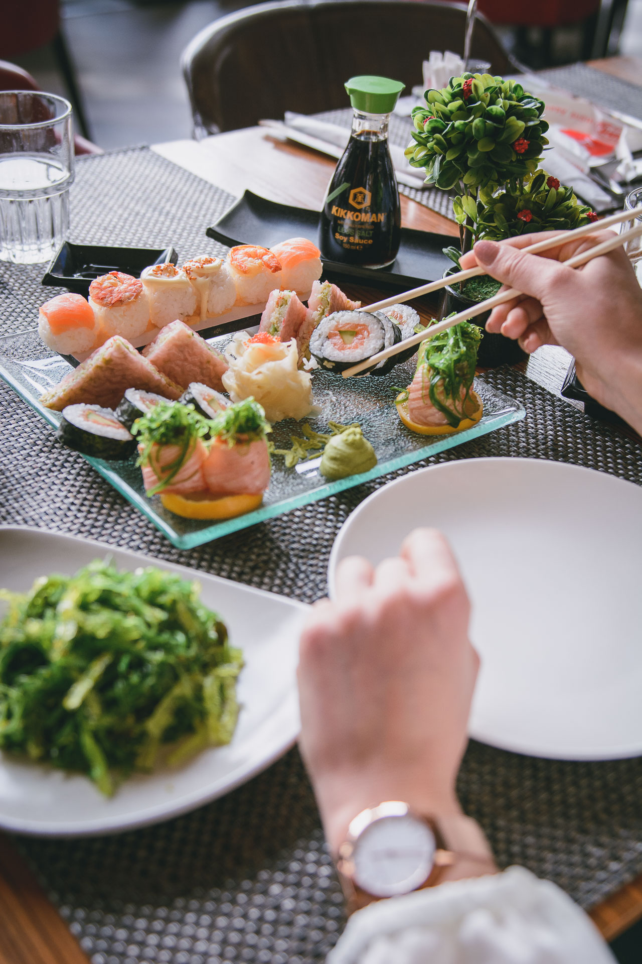 Sasa asian pub Radisson sushi