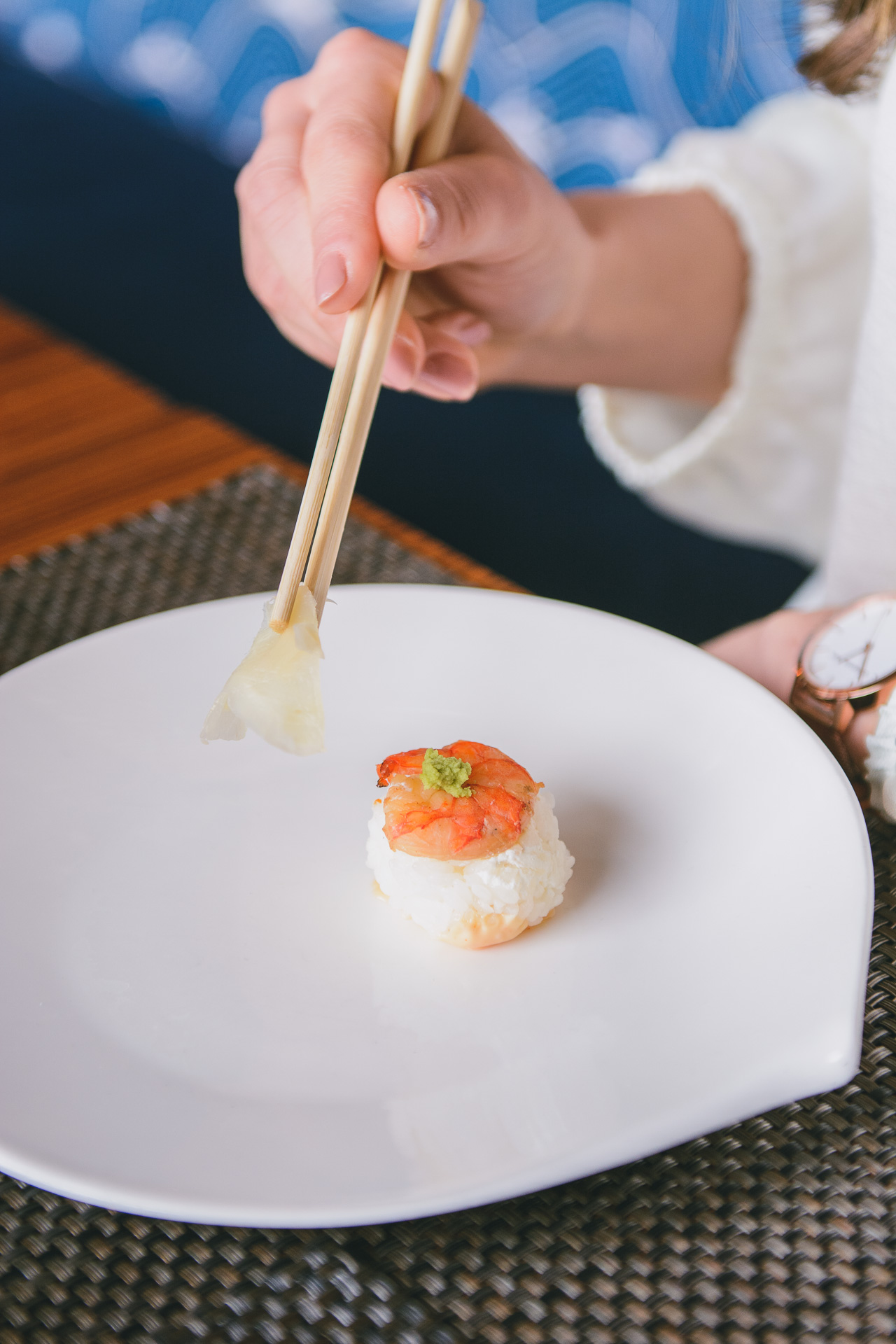 Sasa sushi Radisson Sofia