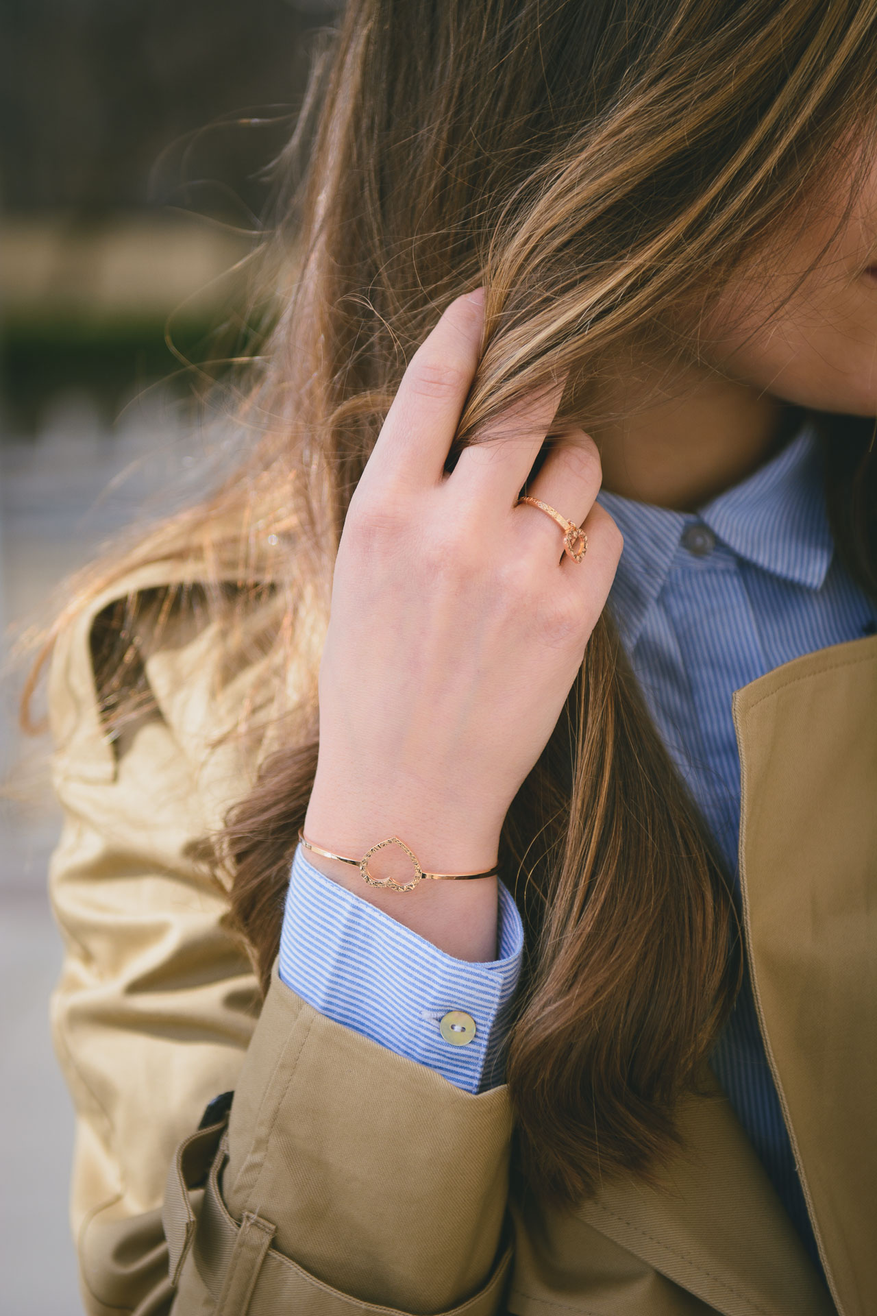 Swiss boutique bracelet Rebecca jewelleries