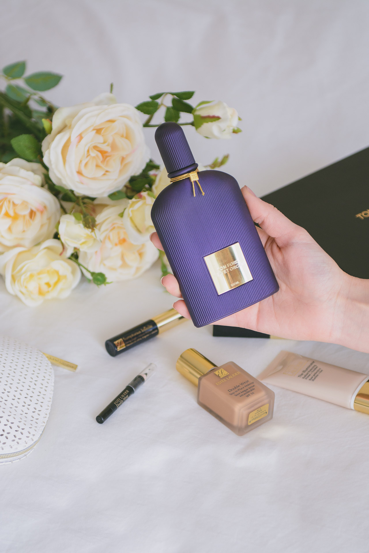 Tom Ford fragrance velvet orchid lumiere beauty favorite