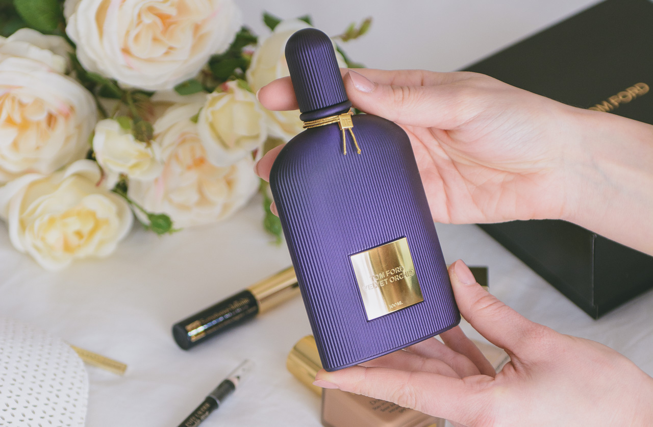 Tom Ford velvet orchid lumiere fragrance