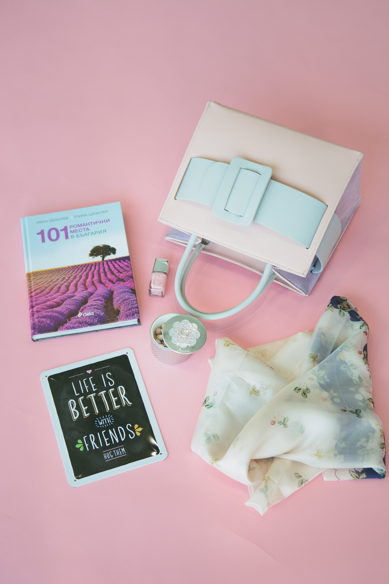 Valentines days gift guide blogger