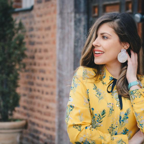 Bulgarian top blogger Denina Martin