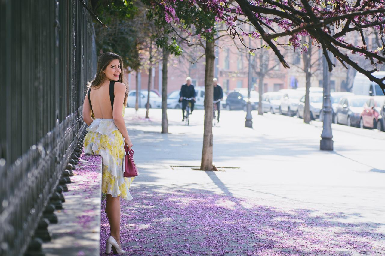 HM conscious exclusive dress