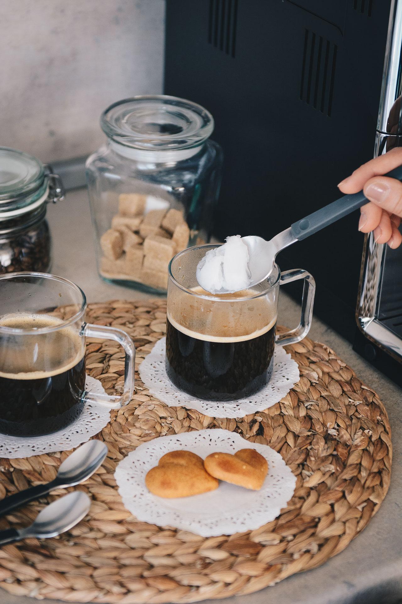 Home Saeco coffee machine