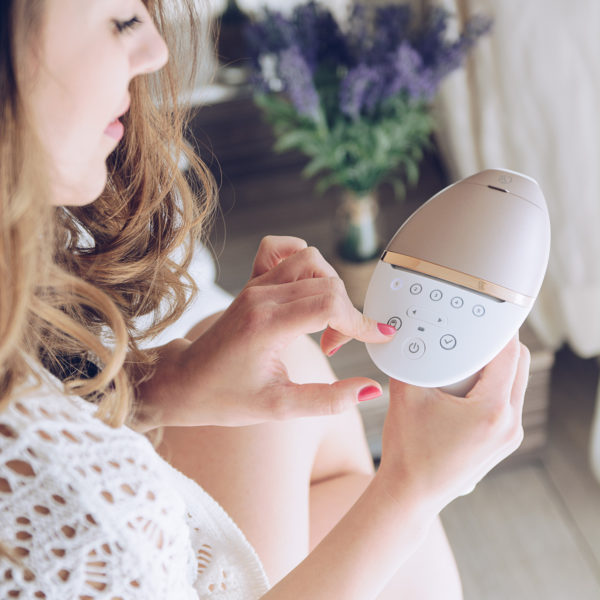 Philips Lumea Prestige Blogger Review Denina Martin