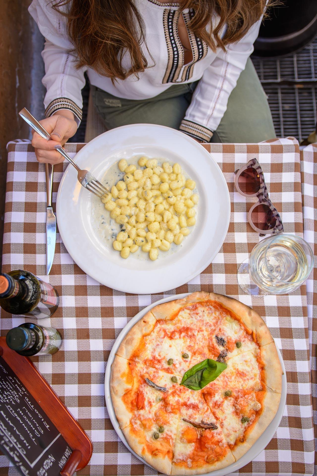 Pizza Romana La Scaletta degli Artisti