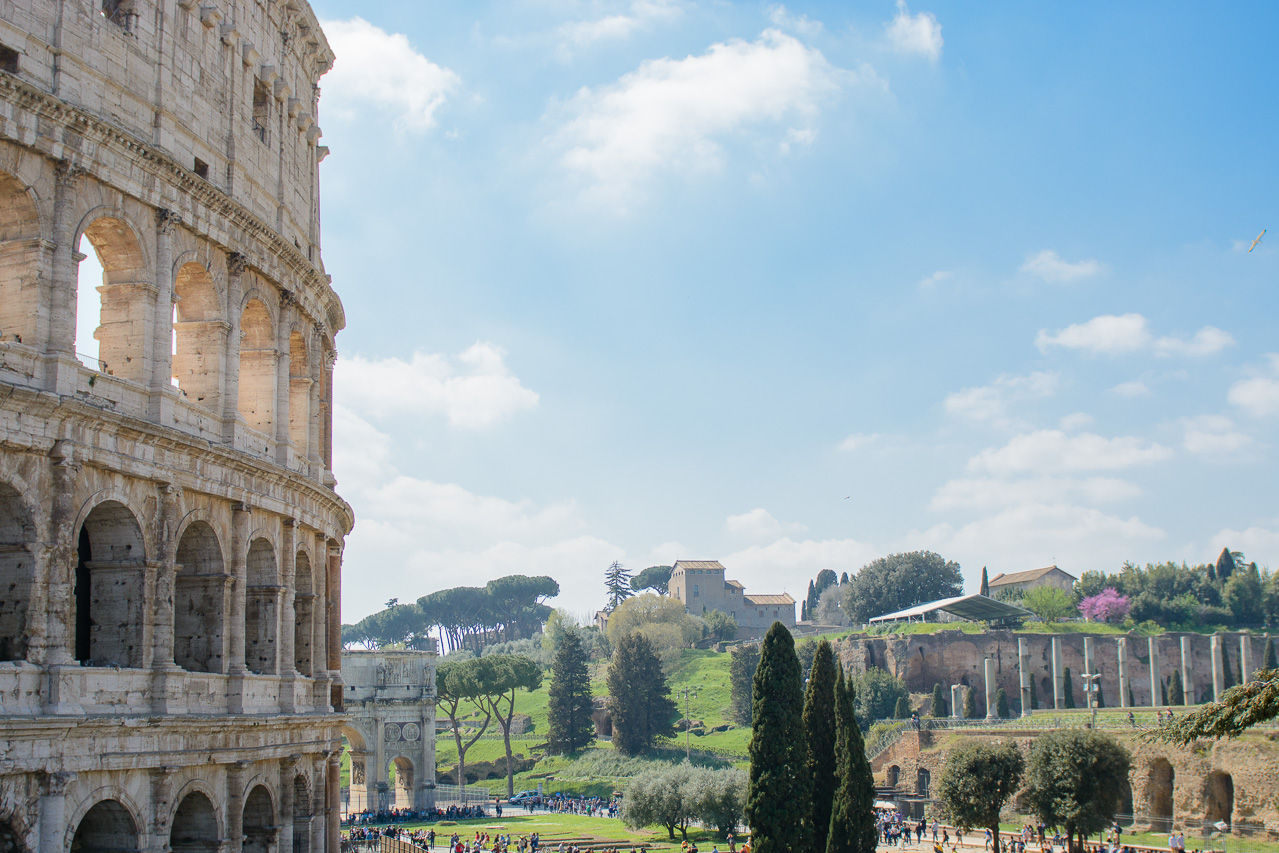 Rome travel guide blogger