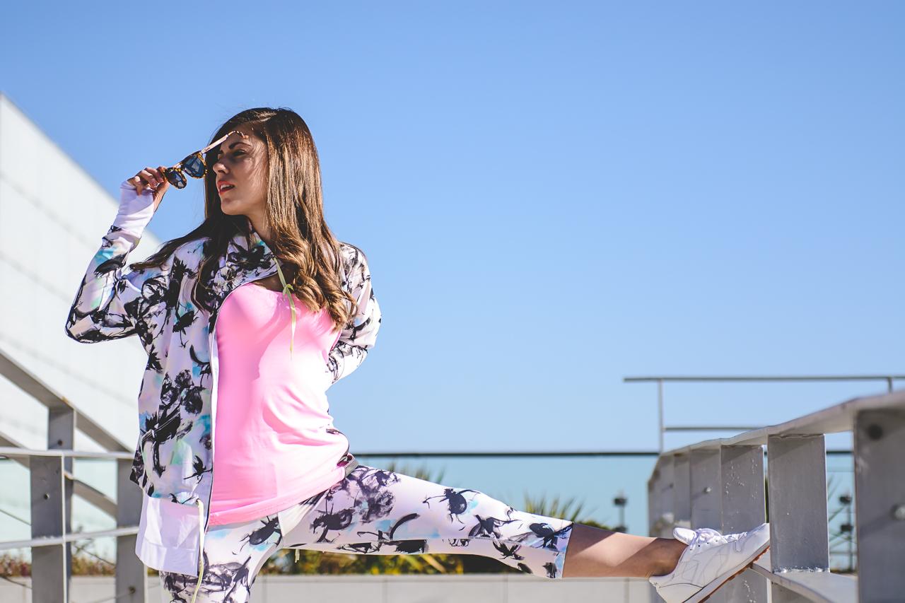 Uk Elle sport collection ushaiya active wear