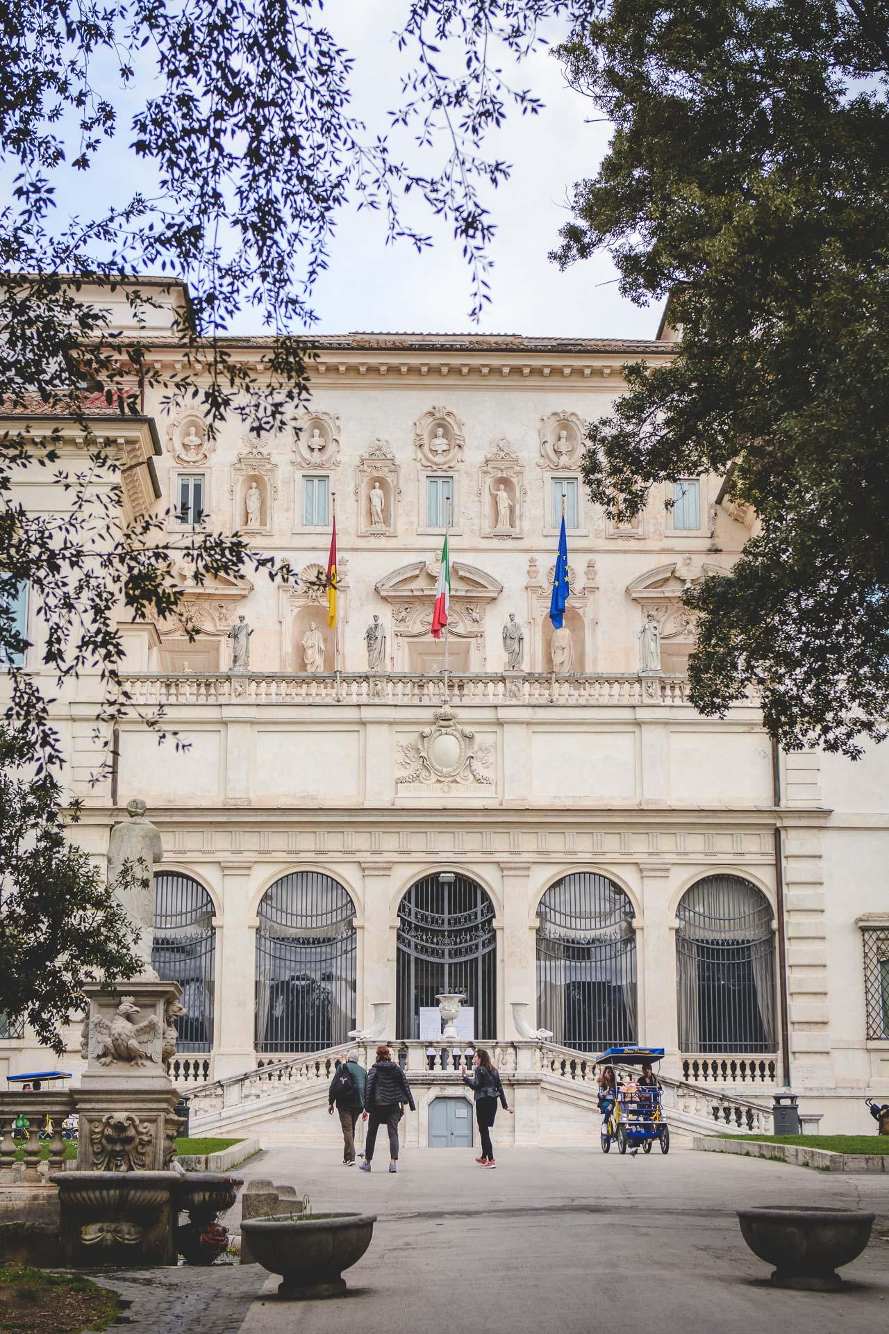 Villa Borghese Galleria