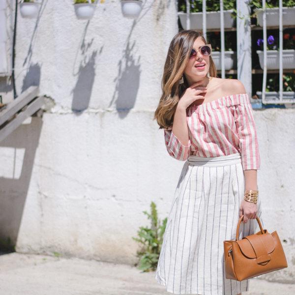 Summery Stripes 20170511 Vero moda look
