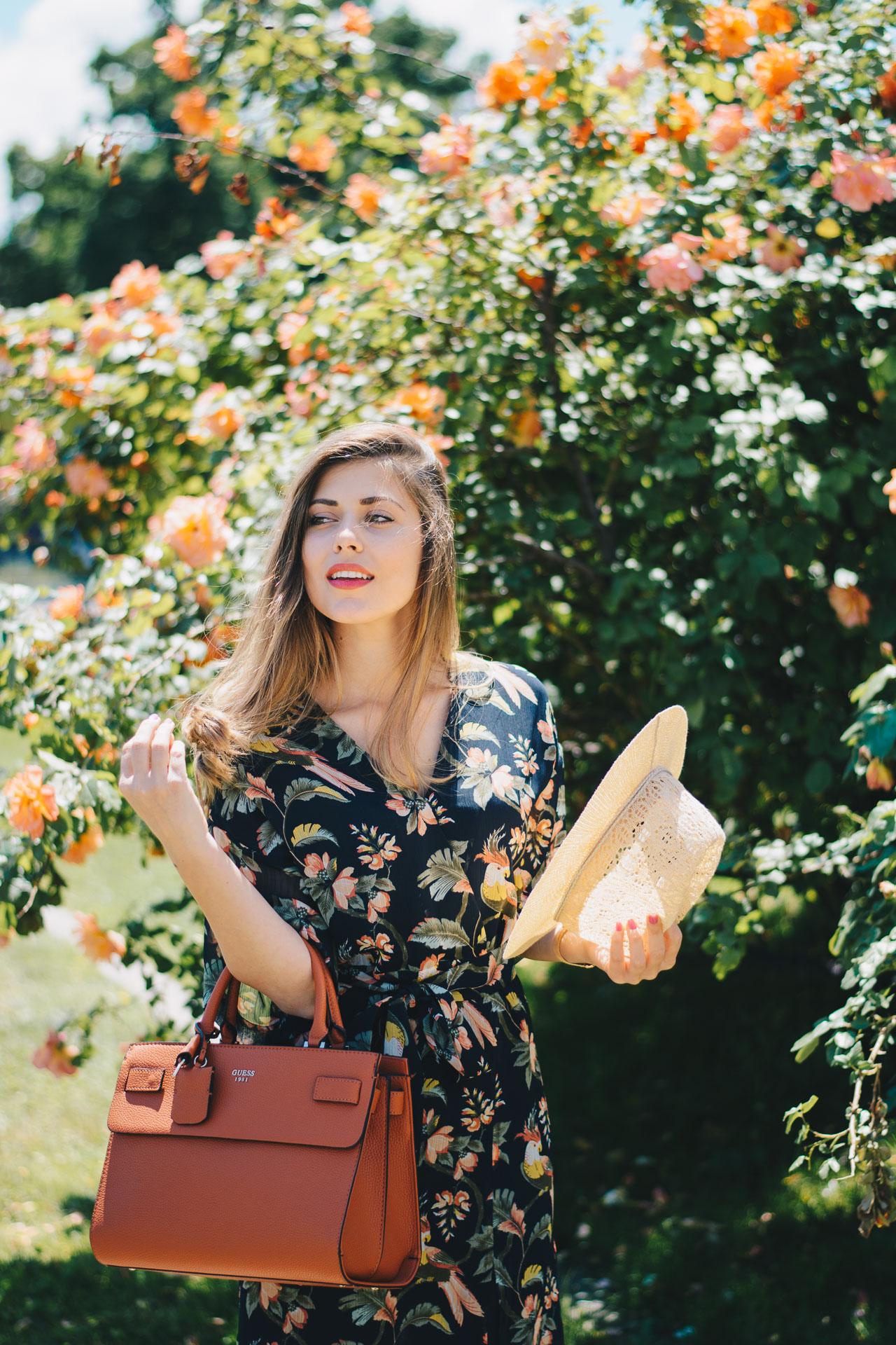 Bulgarian beautiful midi dress