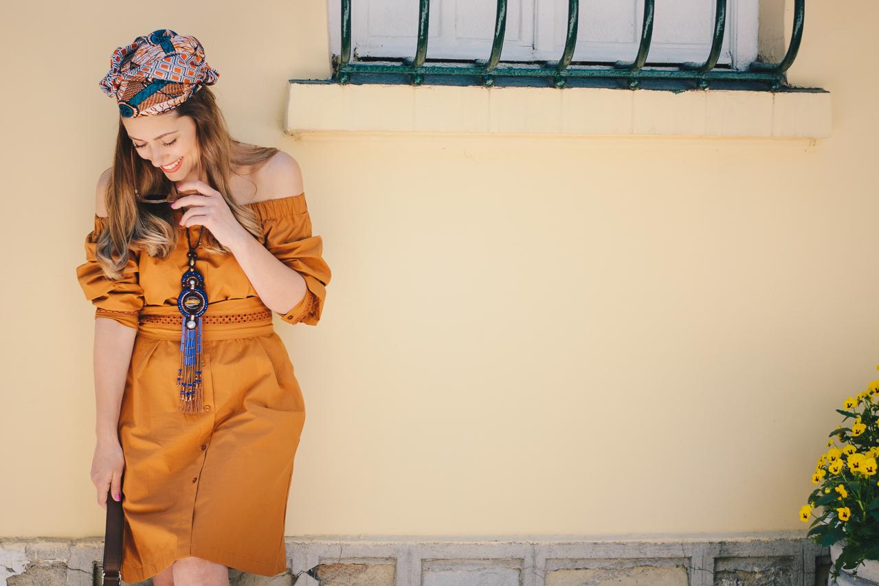 MDL marella midi dress