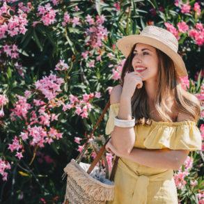 20170607 Sun dress flowers of greece