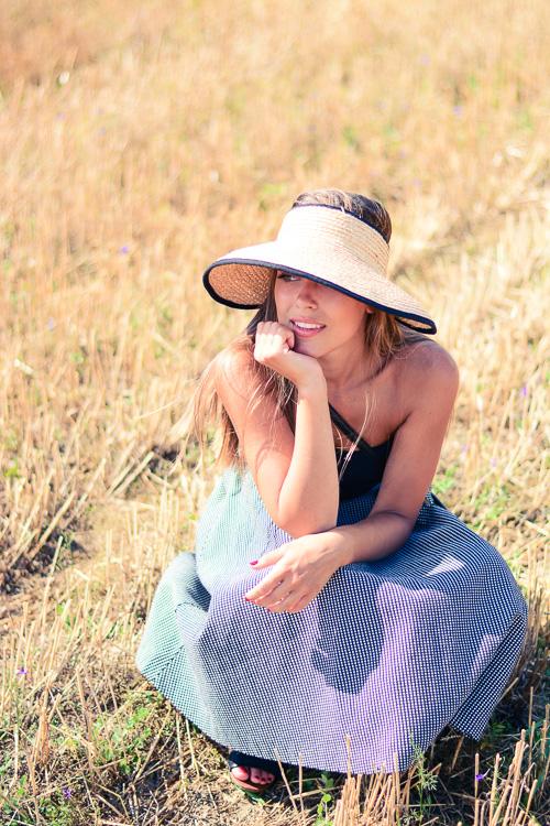 5 summer accessories straw hat