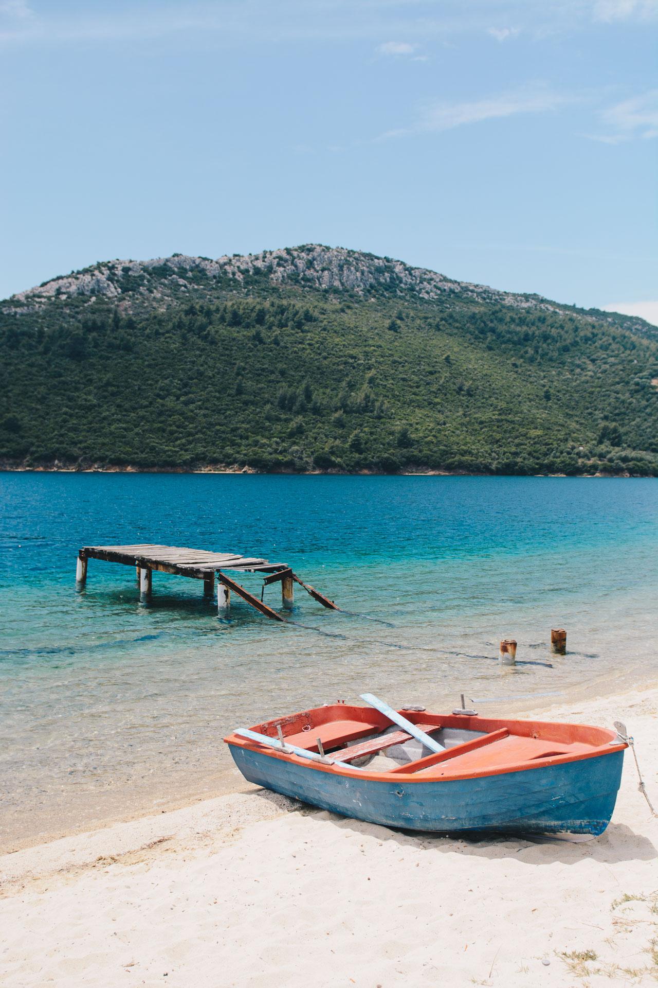 Porto koufo Greece