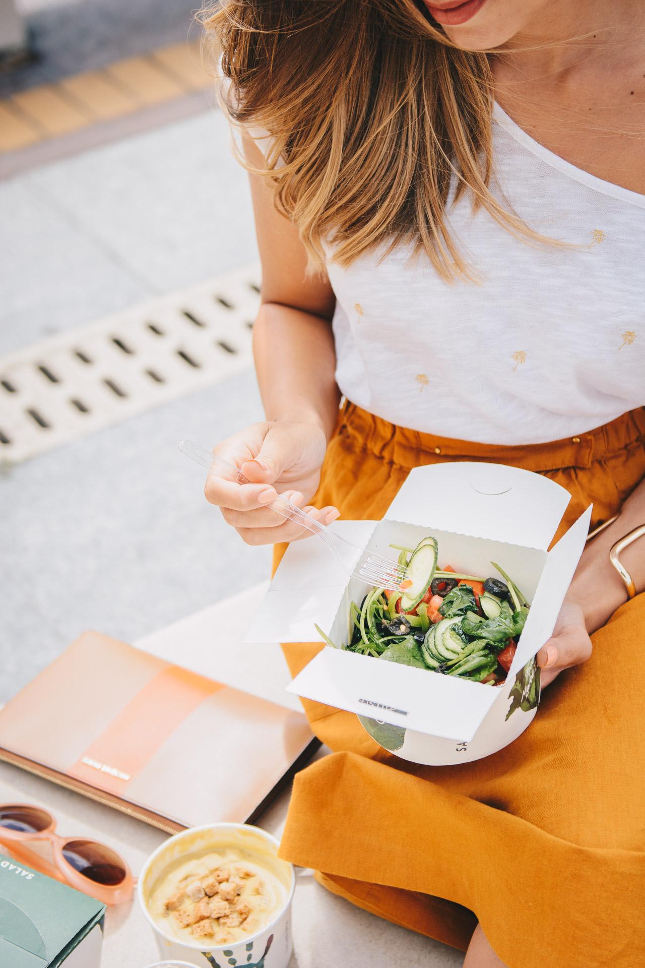 Best salad in town Salad Box