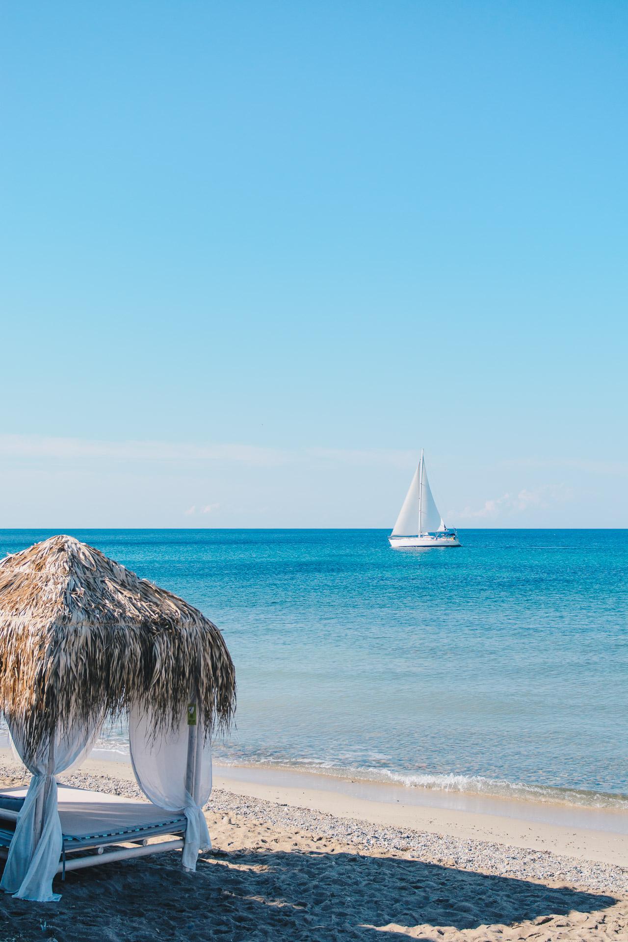 Breakfast nefeli beach