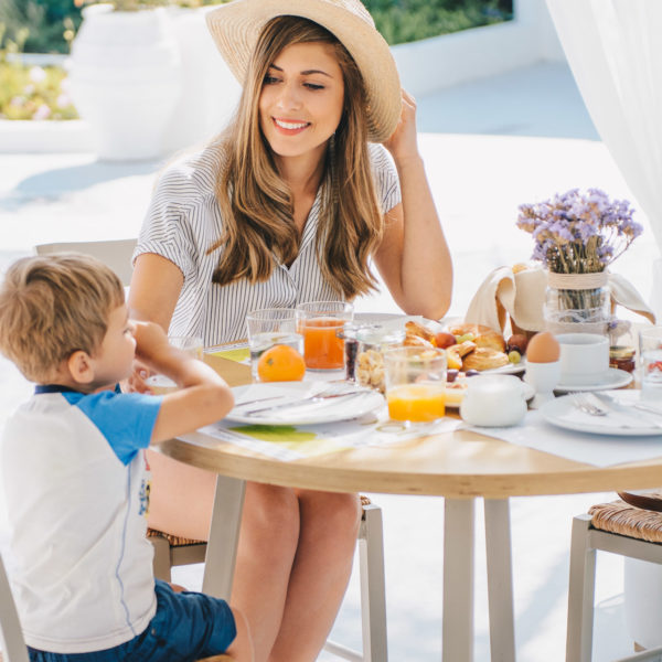 Закуска в Nefeli - моден блог - Денина Мартин