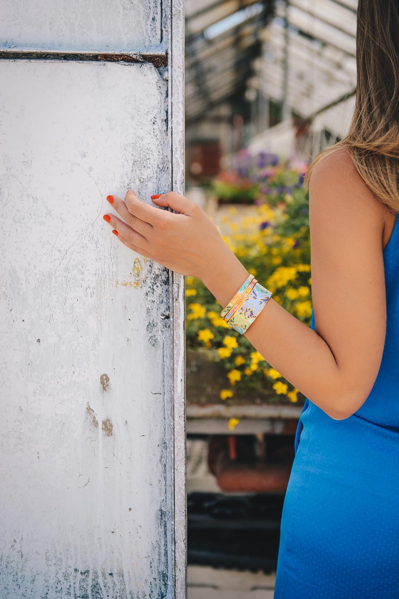 FreyWille bracelet Honfleur aquamarin