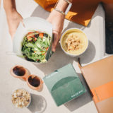 Best Salad Bar in Town - Най-добрият салатен бар в града Lunch time salad box