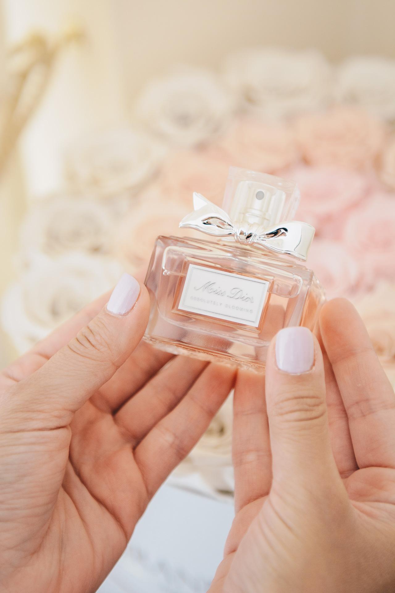 Miss Dior Bloom Fragrance Perfume