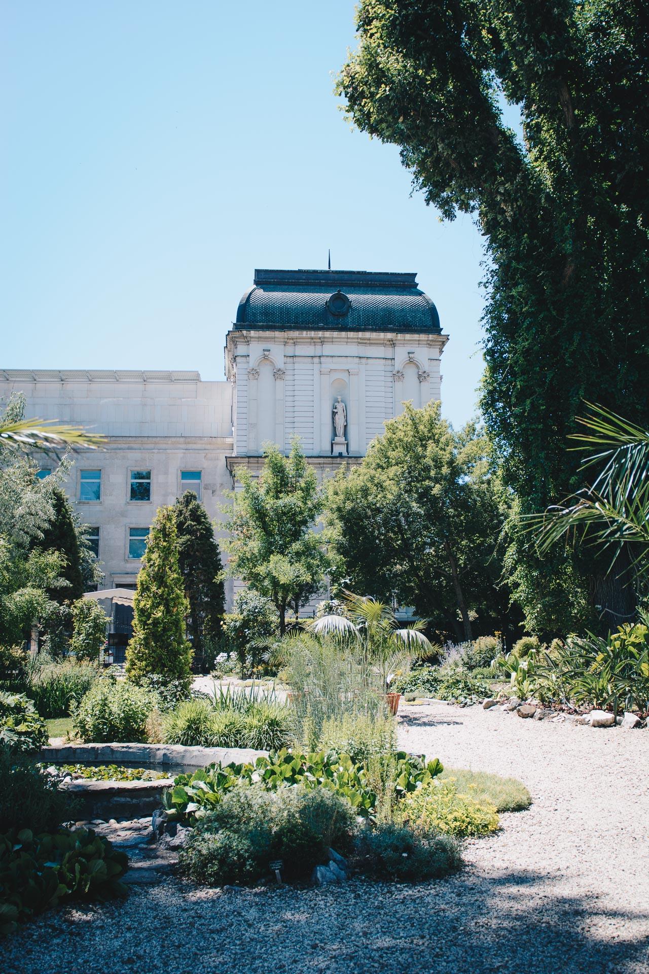 Sofia city garden 07072017
