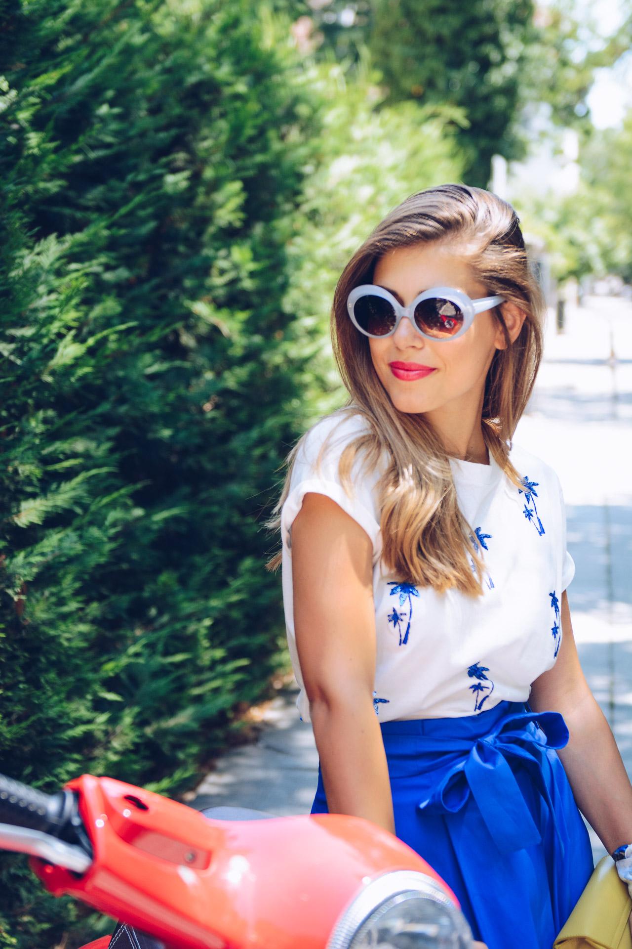 mdl fashion blogger Denina Martin