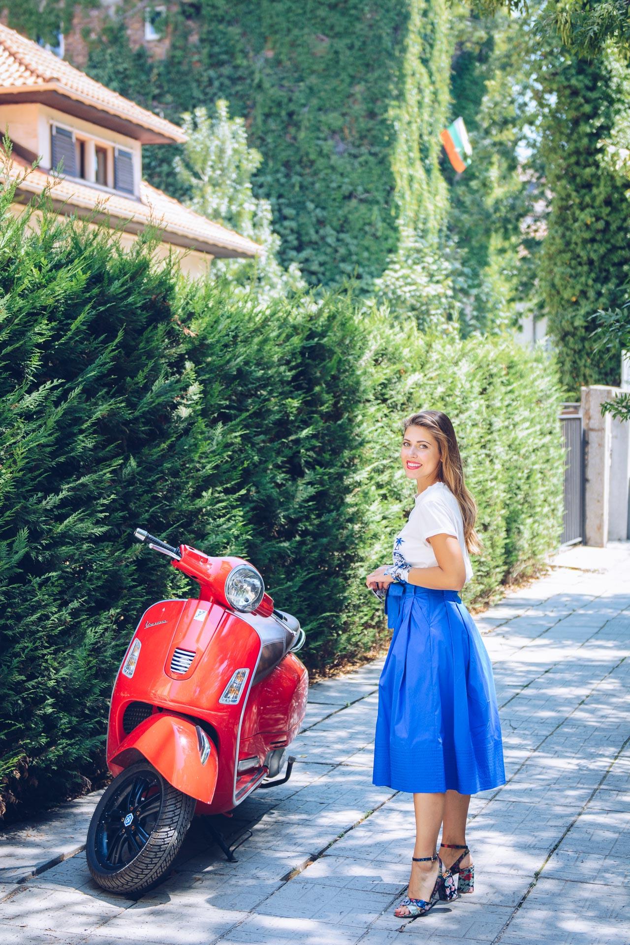 summer outfit bulgarian fashion blogger