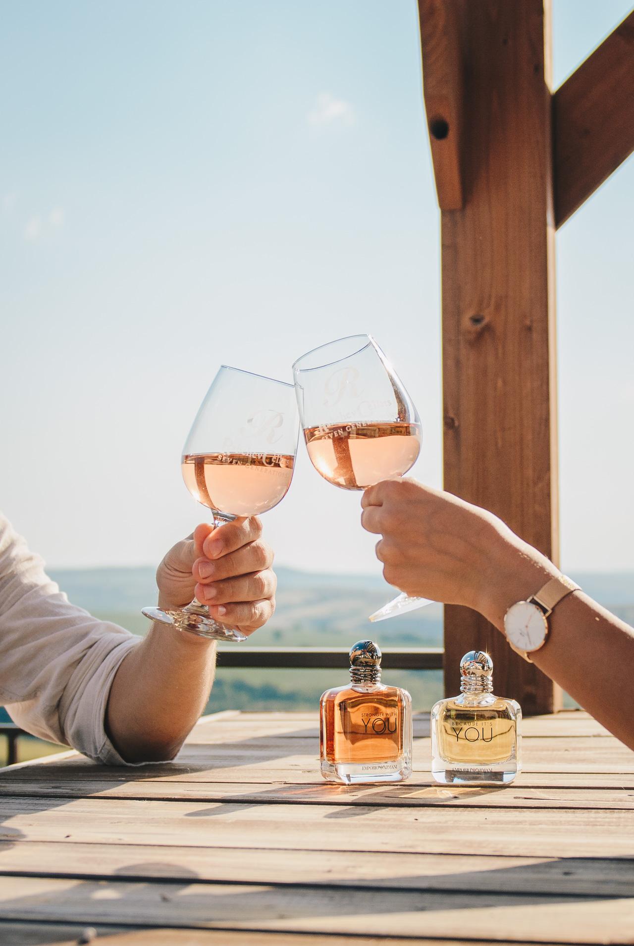 Family holiday at seven generation winery 14