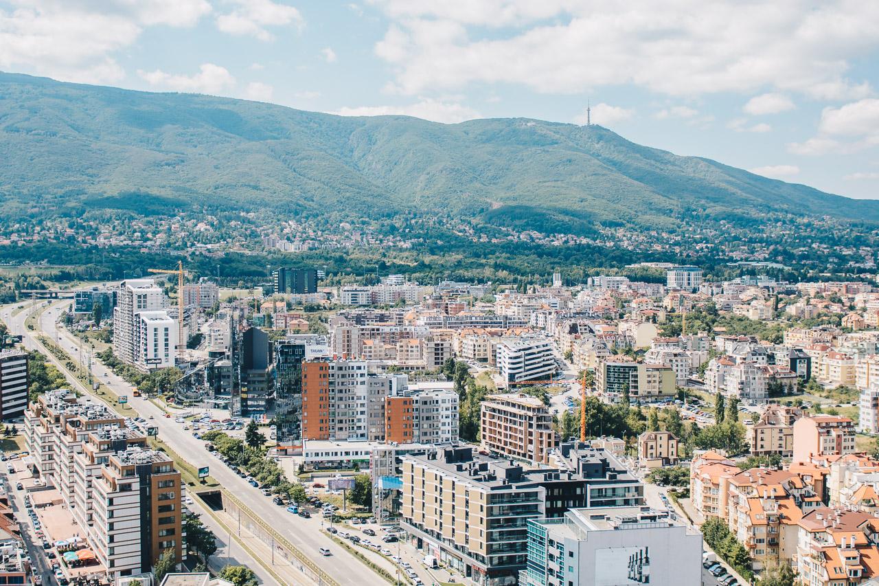 Infiniti Tower Panorama